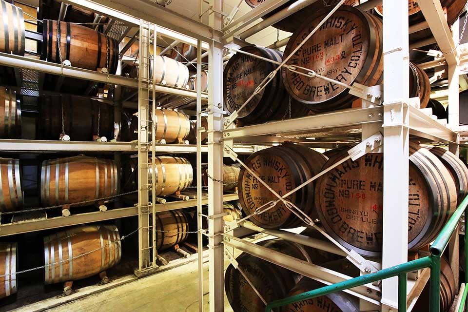 Honbo Shuzo Shinshu Mars Distillery