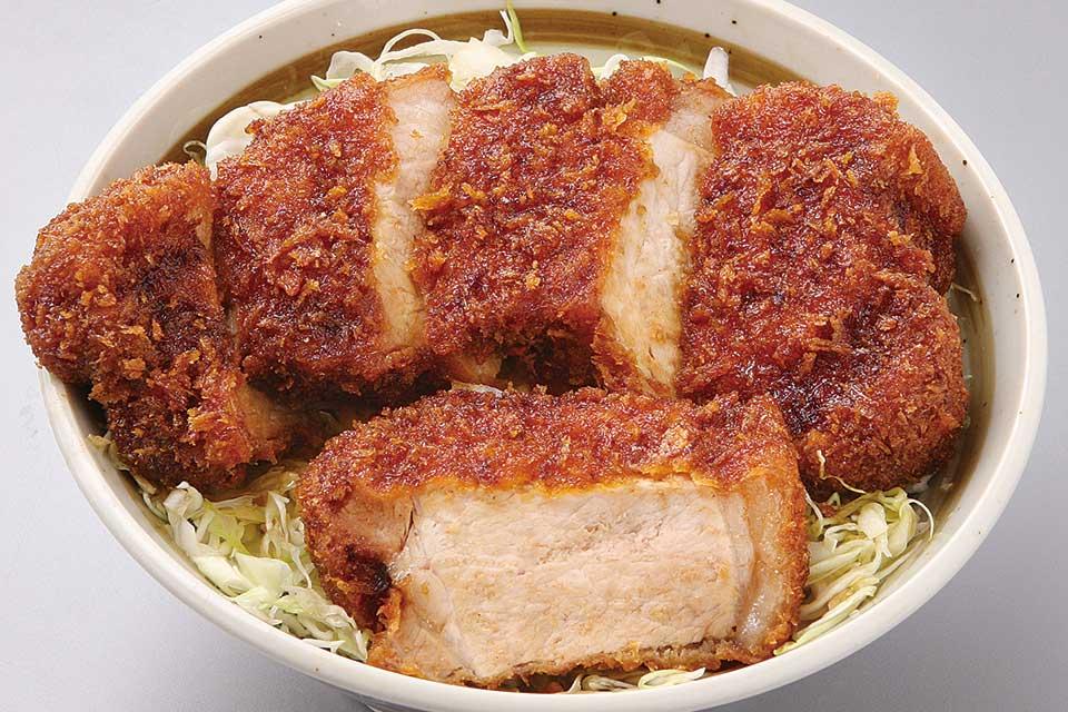 醬汁豬排丼